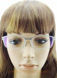 กรอบแว่นตา ic! berlin model current frame chrome