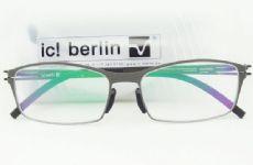 กรอบแว่นตา ic! berlin model current frame gun metal