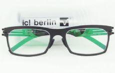 กรอบแว่นตา ic! berlin model urban frame black