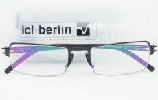 กรอบแว่นตา ic! berlin model moshe c. frame black