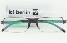 กรอบแว่นตา ic! berlin model moshe c. frame gun metal