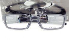 OAKLEY CROSSLINK OX8029 กรอบแว่นตา Plastic TR90 Frame Satin Black (สีดำ)