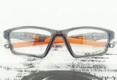 OAKLEY CROSSLINK OX8031 กรอบแว่นตา Plastic TR90 Frame GREY SMOKE (สีส้ม)