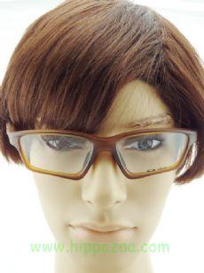 OAKLEY CROSSLINK OX8031 กรอบแว่นตา Plastic TR90 Frame SATIN ROOTBEER (สีส้ม)