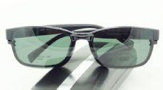 PLAY MOUSE F5112 TR90 กรอบแว่นตาสีดำ ขาแว่นสีดำ