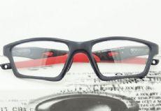 OAKLEY CROSSLINK OX8031 กรอบแว่นตา Plastic TR90 Frame BLACK (สีแดง)