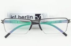 กรอบแว่นตา ic! berlin model lior a. frame gun metal