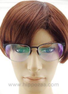 ครึ่งกรอบแว่นตา ic! berlin model clarence frame black