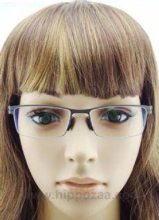 กรอบแว่นตา ic! berlin model alwin c. frame gun metal
