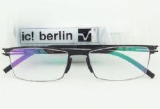 กรอบแว่นตา ic! berlin model alwin c. frame black