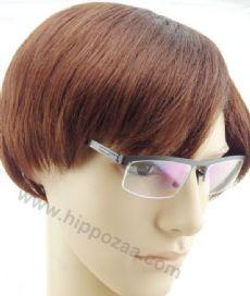 ครึ่งกรอบแว่นตา ic! berlin model noah a. frame black