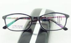 JP EYEWEAR TR90 frame กรอบแว่นตาสีดำ ขาแว่นสีกระ