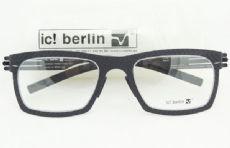 กรอบแว่นตา ic! berlin model urban evolution-braid frame black