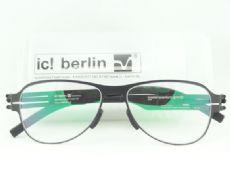 กรอบแว่นตา ic! berlin model quantum gravity frame black