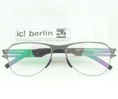 กรอบแว่นตา ic! berlin model quantum gravity frame gun metal
