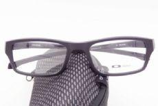 OAKLEY CHAMFER OX8039 กรอบแว่นตา Plastic TR90 Frame BLACK (สีดำ)