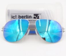 แว่นตากันแดด ic! berlin model guenther n. frame chrome