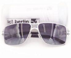 แว่นตากันแดด ic! berlin model rashid frame chrome
