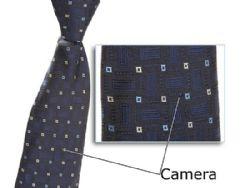 กล้องเน็คไท แอบถ่าย ใช้สอดแนม ถ่ายวีดิโอโดยการสั่งงานจากรีโมท