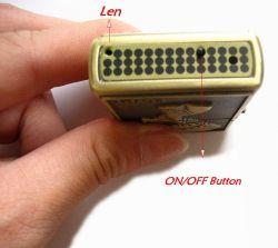 กล้องVDOไฟแช็ค ใช้จุดไฟได้จริงๆ