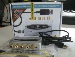 ปรีโฟโน MM Behringer UFO202 USB (New)