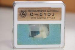 หัวเข็ม Nagaoka C-01DJ (Original Box)