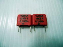 0.1 uf/400VDC