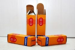กล่องใส่หลอด Philips ECC83/EL84/ECC803S/E188CC/12AX7 (New)