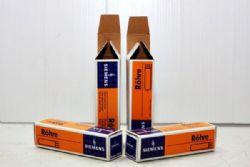 กล่องใส่หลอด Siemens ECC83/EL84/ECC803S/E188CC/12AX7 (New)