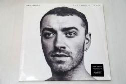 Sam Smith - The Thrill Of It All (White Vinyl)