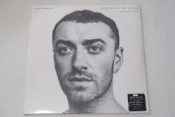 Sam Smith - The Thrill Of It All  (Special Edition White Vinyl)