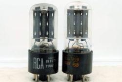 6AX4 RCA