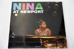 Nina Simone - Nina At Newport (Green Vinyl)
