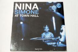 Nina Simone - Nina At Town Hall (Blue Vinyl)