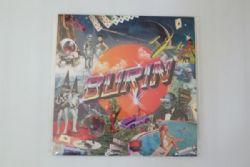 "BURIN BOONVISUT  7"" Single (Orange Vinyl)"
