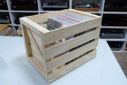 กล่องแผ่นเสียง 12''ระแนง/สูง (Welove)