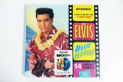 Elvis Presley - Blue Hawaii (Blue Vinyl)