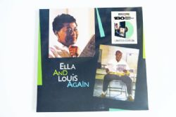 Ella Fitzgerald, Louis Armstrong - Ella And Louis Again (Green Vinyl)