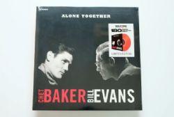 Chet Baker, Bill Evans - Alone Together (Red Vinyl)