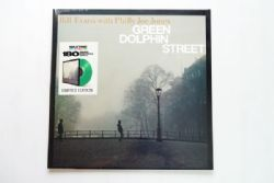 Bill Evans With Philly Joe Jones - Green Dolphin Street (Green Vinyl)