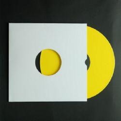 ปก 12 นิ้ว กระดาษหนา สีขาว (New)