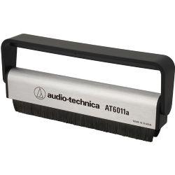 แปรงปัดแผ่นเสียง Audio Technica Carbon Fibre AT6011a (New)