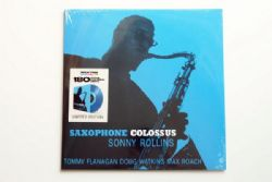 Sonny Rollins - Saxophone Colossus (Blue Vinyl)