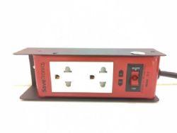 ปลั๊กไฟ SaveTronics D-2 Red (New)