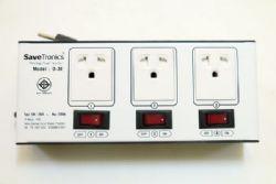 ปลั๊กไฟ SaveTronics D-3E (New)