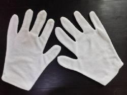 ถุงมือ สำหรับจับแผ่นเสียง