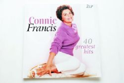 Connie Francis ‎– 40 Greatest Hits