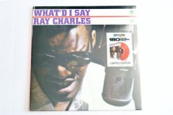 Ray Charles - What'd I Say (Colored Vinyl)