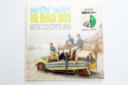 The Beach Boys - Surfin' Safari (Green Vinyl)