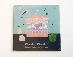 Plastic Plastic - Esper / Hate You , Love You (7 Inch)
